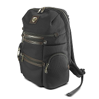 "KlipX Mochila notebook 14,1"" Cafe/Negro"