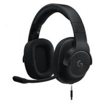 Logitech G433  Wired 7.1 Surround Gaming Headset Black MM120LOG73