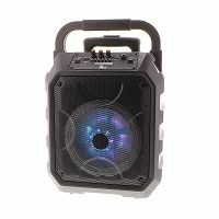 Xtech Party Spkr Wls-BT Revelry black with wire mic XTS-710 MM221XTK71